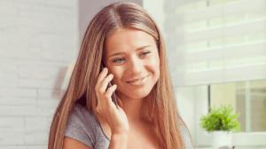 Flirting in Person Vs. Flirting via Chat Line