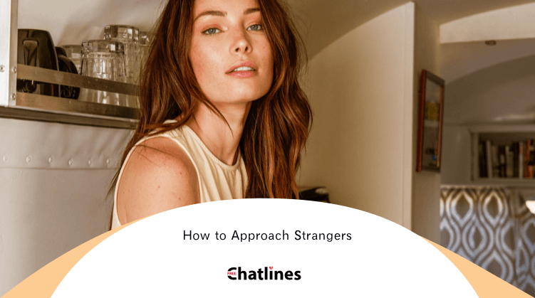 How to Approach Strangers image